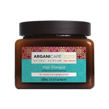 Arganicare Маска для окрашенных и осветленных волос