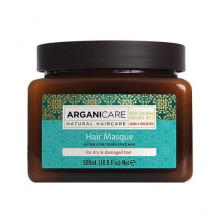 Arganicare Маска для сухих и поврежденных волос