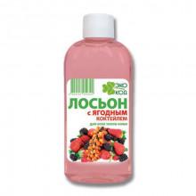 """Аромат """"Экокод"""" Лосьон для лица с ягодным коктейлем"""