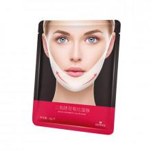 Asian Cosmetics Botex Подтягивающая тканевая маска для подбородка с лизатом бифидобактерий