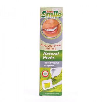 """Зубная паста """"На травах"""" Natural Herbs Beauty Smile"""