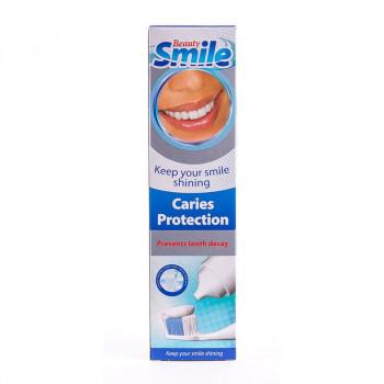 """Зубная паста """"Защита от кариеса"""" Caries Protection Beauty Smile"""