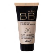 Белита - Витэкс ДК BB Cream Крем для лица комплексный дневной 7в1 SPF15