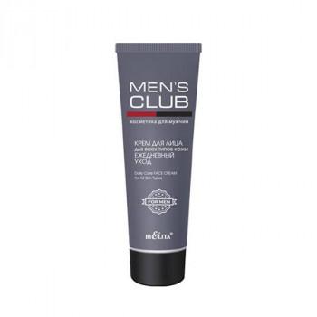 """Белита - Витэкс Мужской крем для лица для всех типов кожи """"Ежедневный уход"""" Mens Club"""