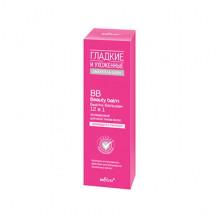 Белита-Витэкс Несмываемый бьюти-бальзам 12 в 1 для всех типов волос «BB Beauty Balm» Гладкие и Ухоженные - Кондиционеры-Бальзамы (арт.23609)