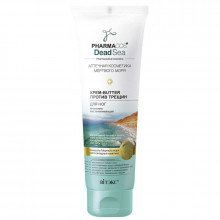 Белита - Витэкс Крем-butter для ног против трещин интенсивно восстанавливающий Pharmacos Dead Sea