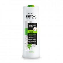 Белита - Витэкс Шампунь-детокс для волос с белой глиной и экстрактом моринги Detox Therapy