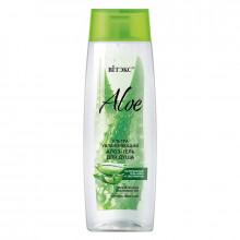 Белита - Витэкс Ультраувлажняющий алоэ-гель для душа Aloe 97%