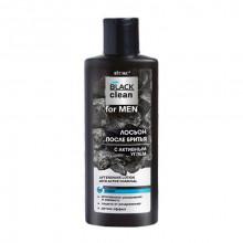 Белита - Витэкс Лосьон после бритья с активным углём Black Clean for Men