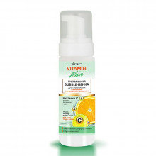 Белита - Витэкс Bubbler-пенка для умывания лица Vitamin Active