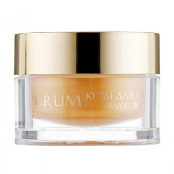 Белита-М Увлажняющий крем для лица с золотом Aurum