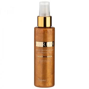 Белита-М Увлажняющее масло для лица и тела с золотым блеском Aurum