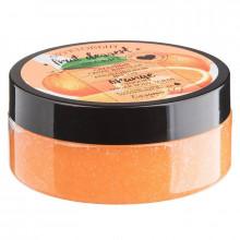 """Белита-М Сахарный скраб для тела """"Апельсиновый йогурт"""" Фруктовый десерт"""