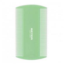 Beter Гребешок для волос с тонкими зубчиками для удаления вшей, 10 см