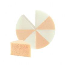 Beter Сегментированный спонж для макияжа из латекса Beauty Care (8 шт)