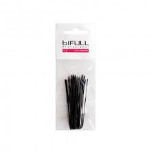 Bifull Professional Шпильки гладкие, 67 мм Hair Pins Bun Black