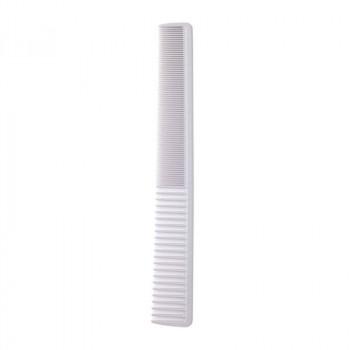 Bifull Professional Гребень карбоновый с двумя зубчиками №006 Peine Carbon Line Two Pins Comb
