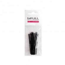 Bifull Professional Шпильки гладкие, 55 мм Hair Pins Bun Black