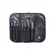 Bifull Professional Набор кистей для макияжа в чехле Estetica Set Estuche 7 Pinceles Maquillage (чёрный)