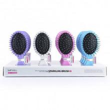 Bifull Professional Массажный гребешок для распутывания волос Sparkling Brush