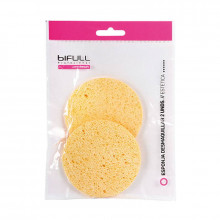 Bifull Professional Спонж для снятия макияжа Estetica Make Up Wipe Sponges