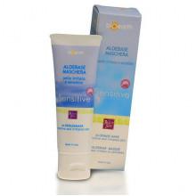 Bioearth Маска для лица с алоэ для чувствительной кожи Aloebase Sensitive