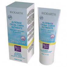 Bioearth Aloebase Sensative Питательный крем для тела на основе алоэ вера - Уход за лицом и телом (арт.3311)