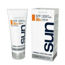 Bioearth Солнцезащитный крем для лица SPF 50 Sun