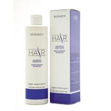 Bioearth Увлажняющий шампунь для сухих и поврежденных волос Hair