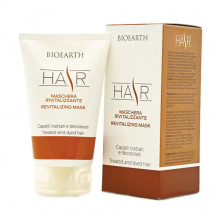 Bioearth Маска для восстановления окрашенных и поврежденных волос Hair