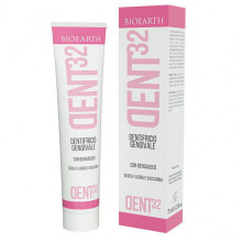 Bioearth Зубная паста на основе шалфея и мальвы Dent32