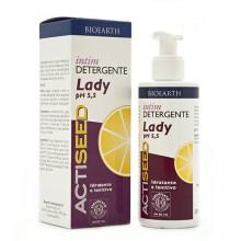 Bioearth Гель для интимной гигиены в период менопаузы Actiseed