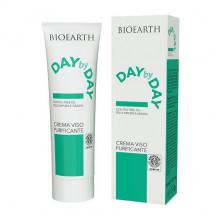 Bioearth Day by Day Дневной очищающий крем для лица на основе чайного дерева - Уход за лицом и телом (арт.6473)