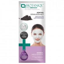 Biotaniqe Антивозрастная маска для лица Anti-Aging Professional Multi BIOMask Duo