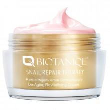 Biotaniqe Универсальный увлажняющий и восстанавливающий крем для лица со слизью улитки Snail Repair Therapy De-Aging 40+