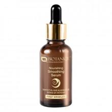 Biotaniqe Сыворотка для лица питательная и разглаживающая со слизью улитки Snail Repair Therapy Smoothing 30-40+