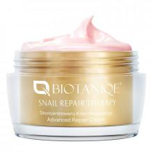 Biotaniqe Универсальный регенерирующий крем для лица со слизью улитки Snail Repair Therapy Advanced Repair 60+