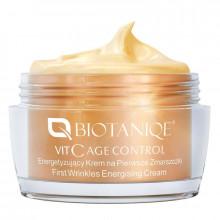 Biotaniqe Крем, придающий энергию против первых морщин с витамином С 30+ Vitamin C Age Control