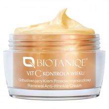 Biotaniqe Универсальный восстанавливающий крем против морщин с витамином С 70+ Vitamin C Age Control