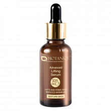 Biotaniqe Универсальная подтягивающая сыворотка для лица с витамином С 50+ Vitamin C Age Control