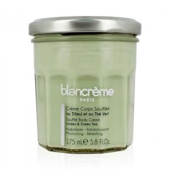 """Blancrème Крем-суфле для тела """"Липа и зеленый чай"""""""