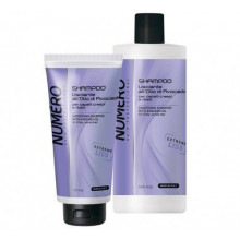 Brelil Numero Liss Шампунь для разглаживания волос с Маслом Авокадо
