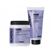 Brelil Маска для разглаживания волос с маслом авокадо Numero Liss