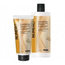 Brelil Numero Repair Восстанавливающий шампунь для волос с экстрактом овса