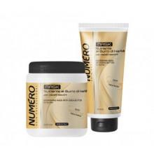 Brelil Питательная маска для волос с маслом карите Numero Nutritive