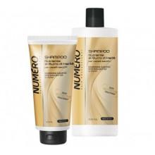 Brelil Питательный шампунь для волос с маслом карите Numero Nutritive