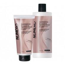 Brelil Numero Brilliance Шампунь для блеска волос с ценными маслами