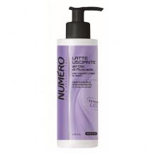 Brelil Молочко для разглаживания волос с маслом авокадо Numero Liss