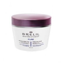 Brelil Очищающий грязевой пилинг-детокс для волос Biotreatment Pure
