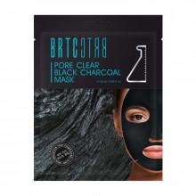 BRTC Маска с черным углем для очищения пор от загрязнения Pore Clear Black Charcoal Mask